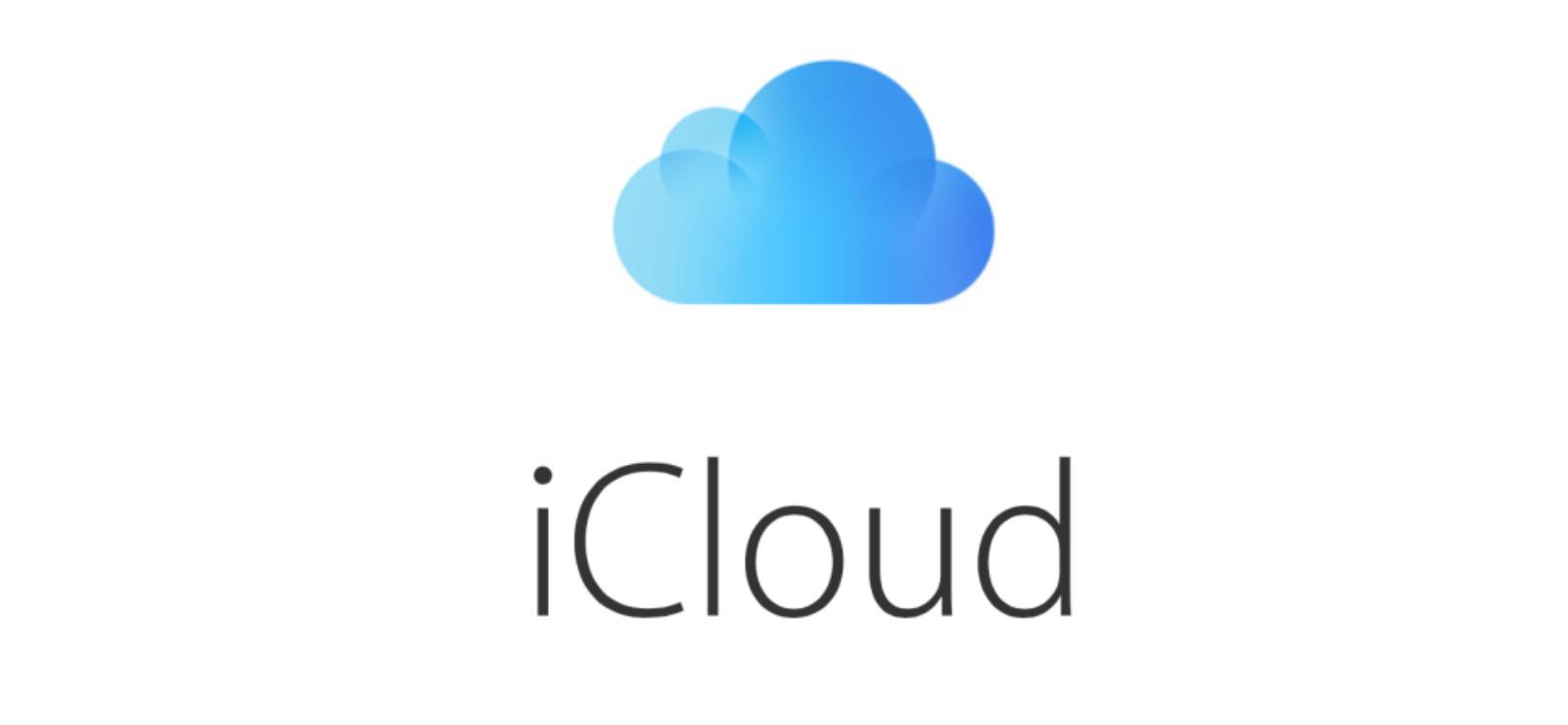 Logo d'iCloud