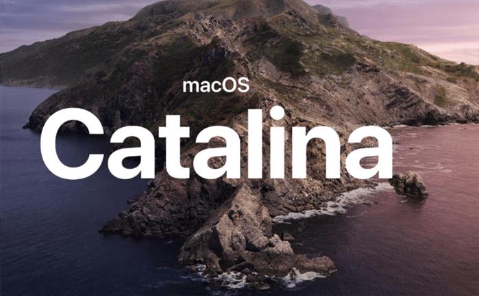 Le nouveau système macOS Catalina