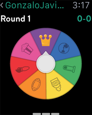 Meilleures apps pour Apple Watch – Trivia Crack