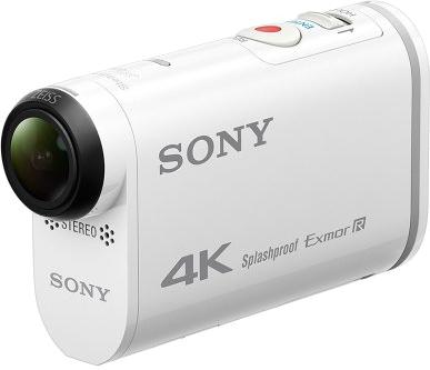 Sony FDR-X1000V - Action Cam 4K avec Wi-Fi et GPS