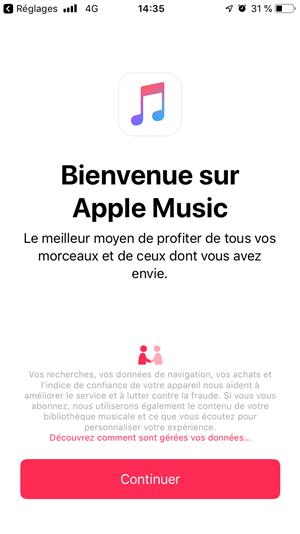 Mettre de la musique sur iPhone sans iTunes