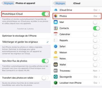 Comment optimiser le stockage de l'iPhone et des photos – étape 1