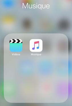 Dossiers basés sur les verbes sur iPhoneDossiers basés sur les verbes sur iPhone