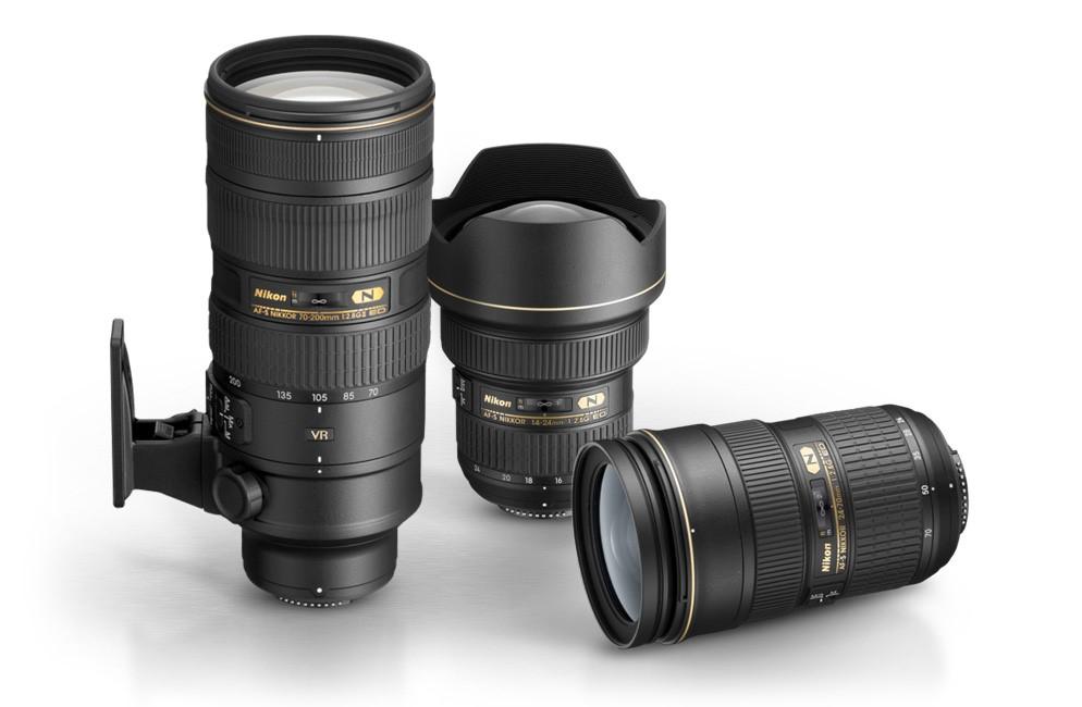 Plusieurs objectifs pour votre caméra