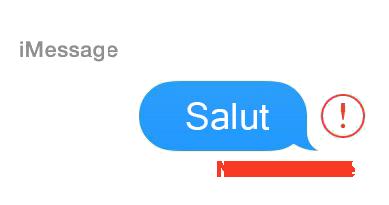 Problème d'iPhone – Problèmes de iMessages iPhone