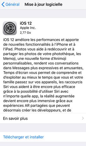 Comment résoudre bugs d'App Store