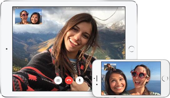Problème de FaceTime iOS 11