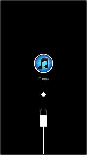 Problèmes courants d'iOS 8 - Bloqué sur le logo d'iTunes