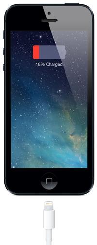 Problèmes d'iOS 8 - Problème de la batterie