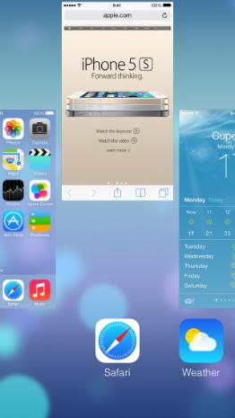 Problèmes courants d'iOS 8 - appareil bloqué