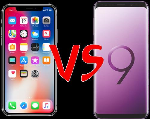 Quel est le meilleur iPhone ou Android