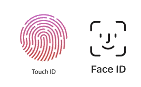 Touch ID vs Face ID