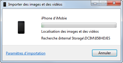 Importer Photo Iphone Pc
