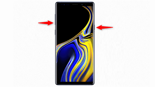 Redémarrage forcé du Samsung