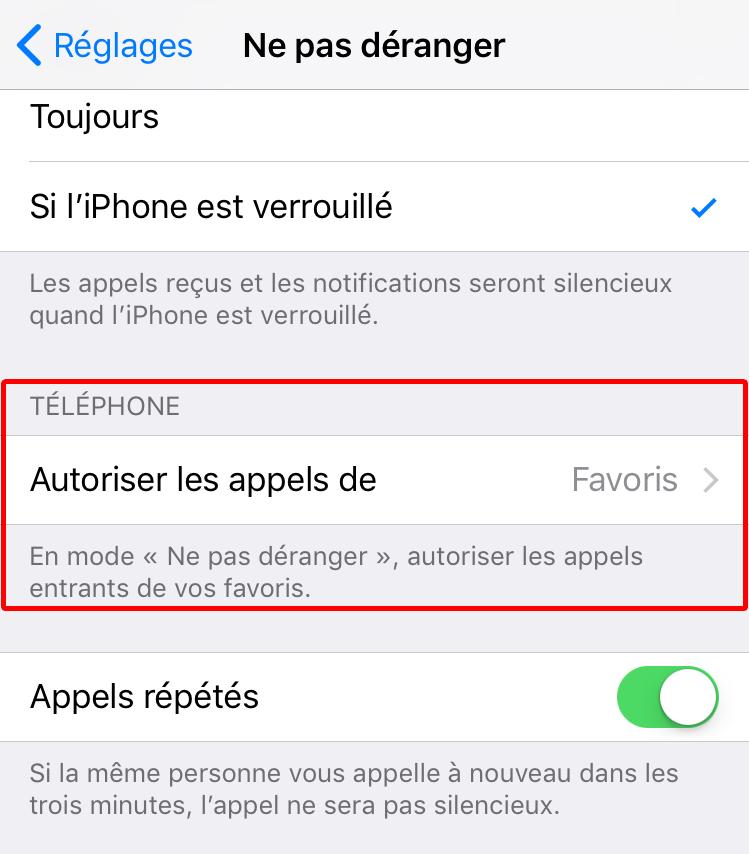 Régler le volume d'alarme d'iPhone directement - étape 1