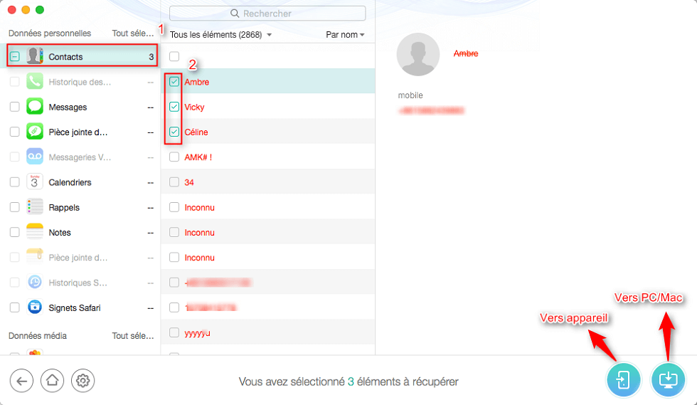 Comment récupérer une sauvegarde iCloud