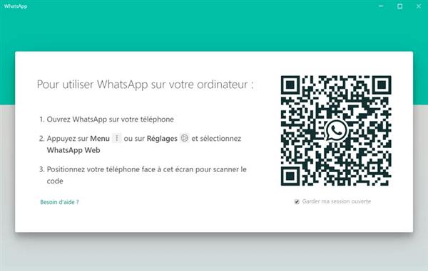 Lancement de WhatsApp