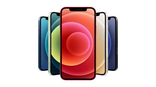 La série iPhone 12
