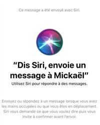 Siri sur iPad