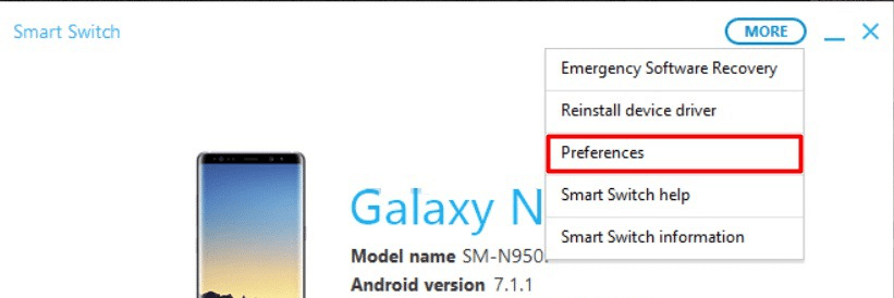 Récupérer photos Samsung cassé