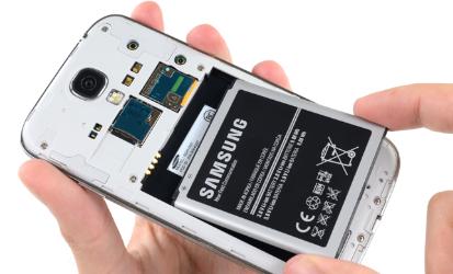 Samsung Galaxy A3 bloqué sur image
