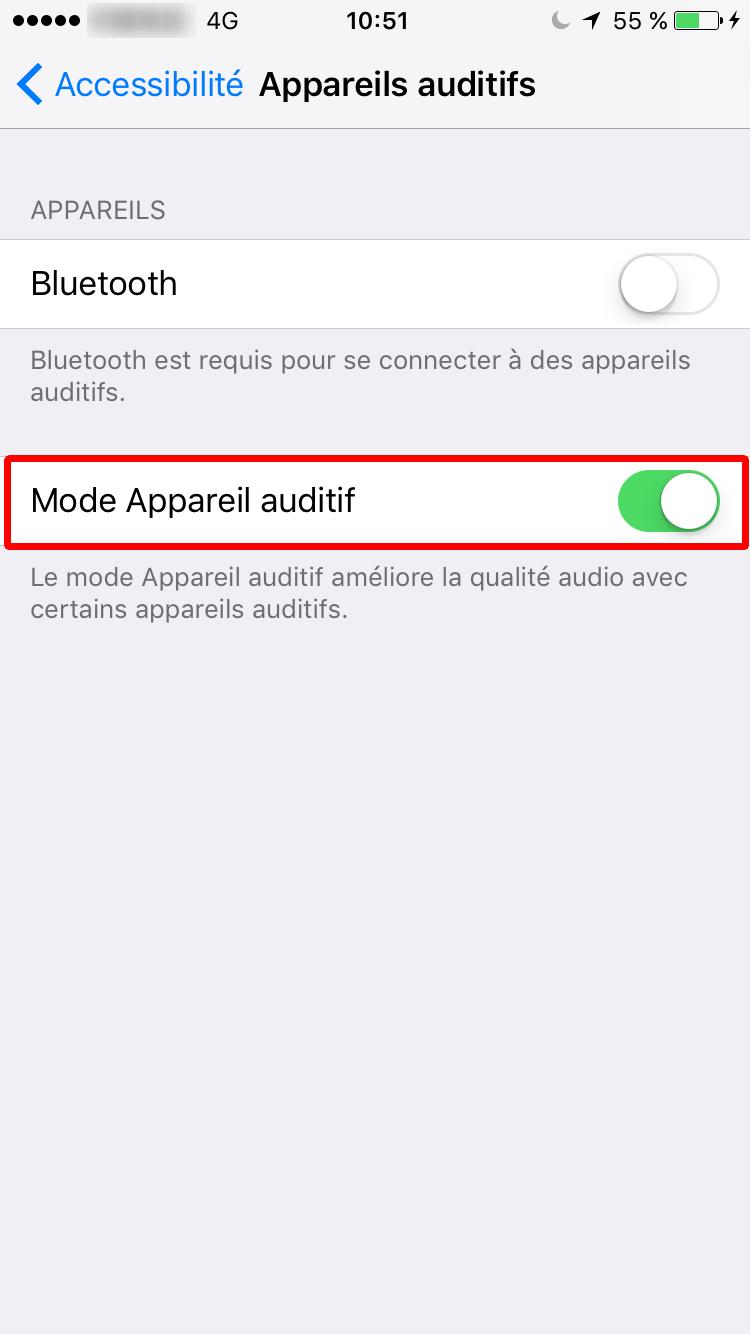 Que faire si le son est faible dans mon iPhone – étape 3