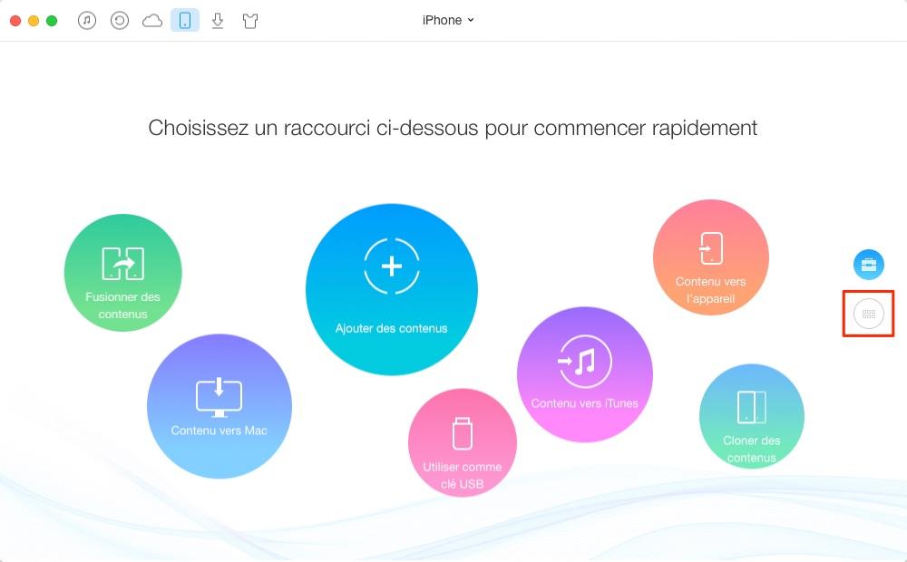 Comment synchroniser les notes sur iCloud – étape 1