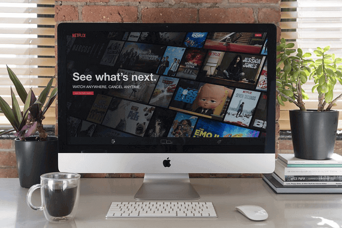 Télécharger Netflix sur Mac