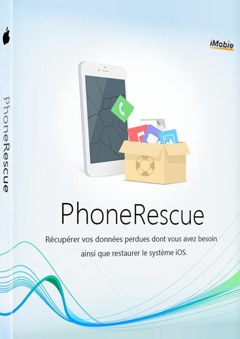 Comment télécharger sauvegarde iCloud avec PhoneRescue