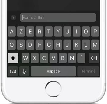 Siri ne marche pas sur mon iPhone/iPad