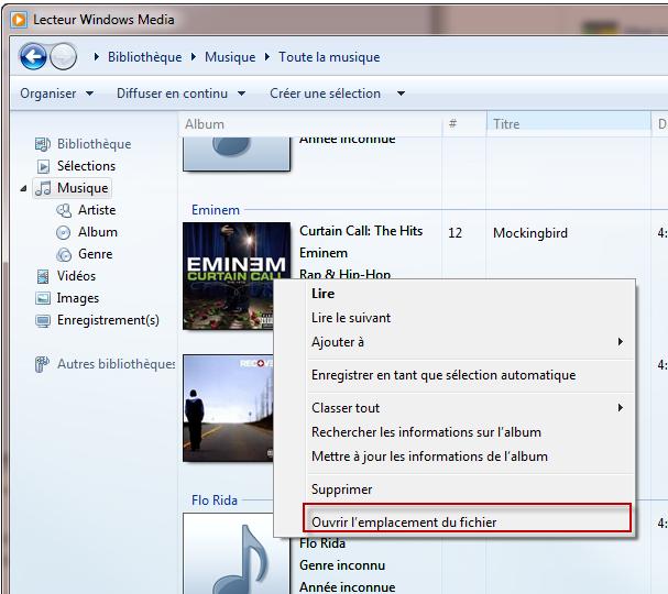 Comment transférer la musique entre Lecteur Windows Media et iTunes 2