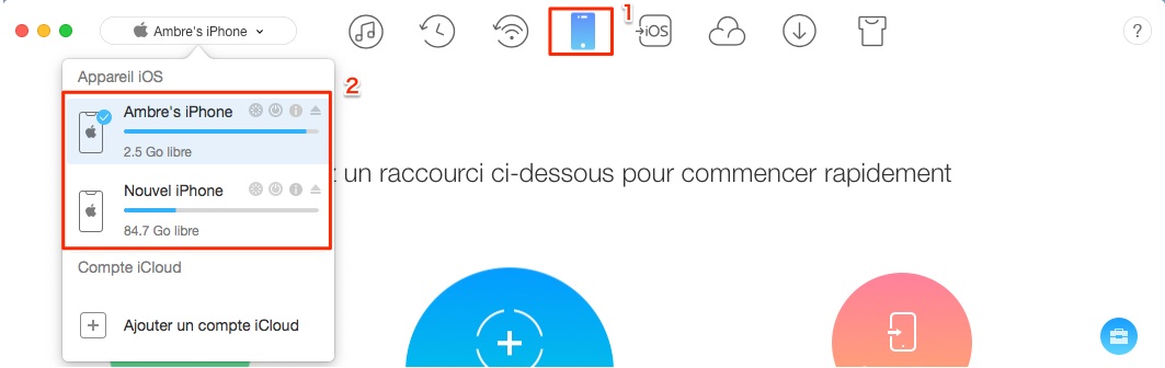 Comment Transferer Un Sms Iphone Vers Iphone Guide D Imobie