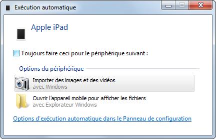 Envoyer les photos iPad vers PC avec toute facilité