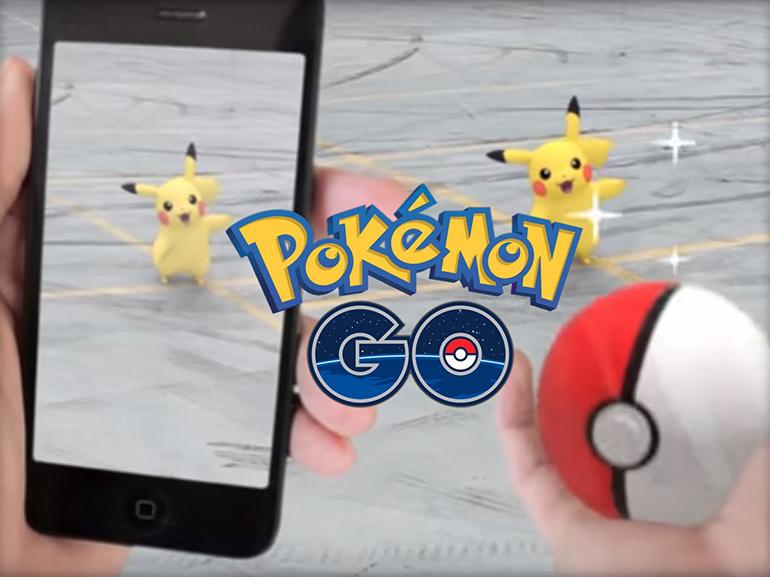 Pokémon Go en France