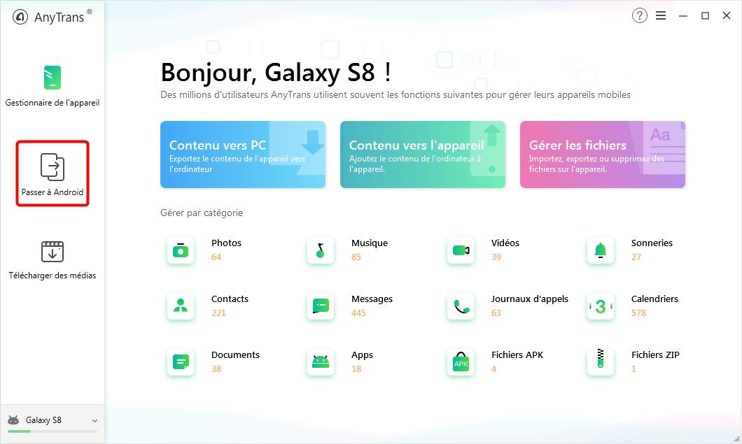 Connectez votre Samsung à l'ordinateur - 1