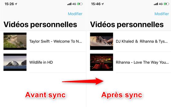 Comment transférer les films PC vers iPad