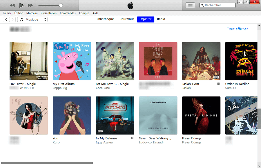 Comment utiliser Apple Music sur iTunes