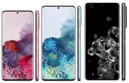 Les trois nouveaux bijoux de Samsung