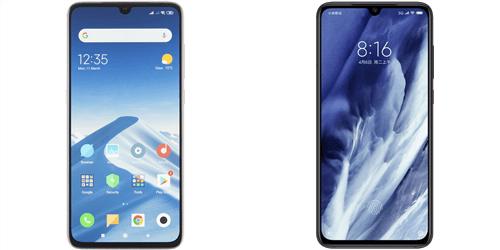 Xiaomi MI 9 et Xiaomi MI 9 Pro