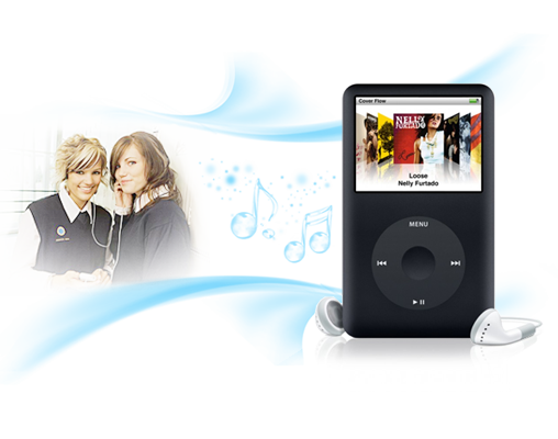 iPod Music Transfer for Sharing