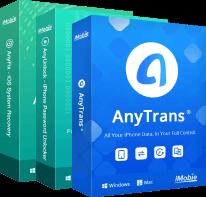 AnyTrans AnyFix AnyUnlock