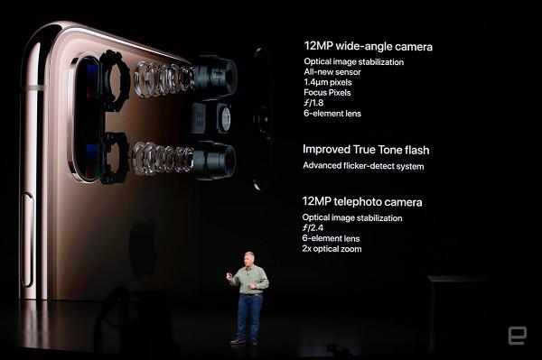 新しいiPhone XS・XS Max・XRについて - カメラ