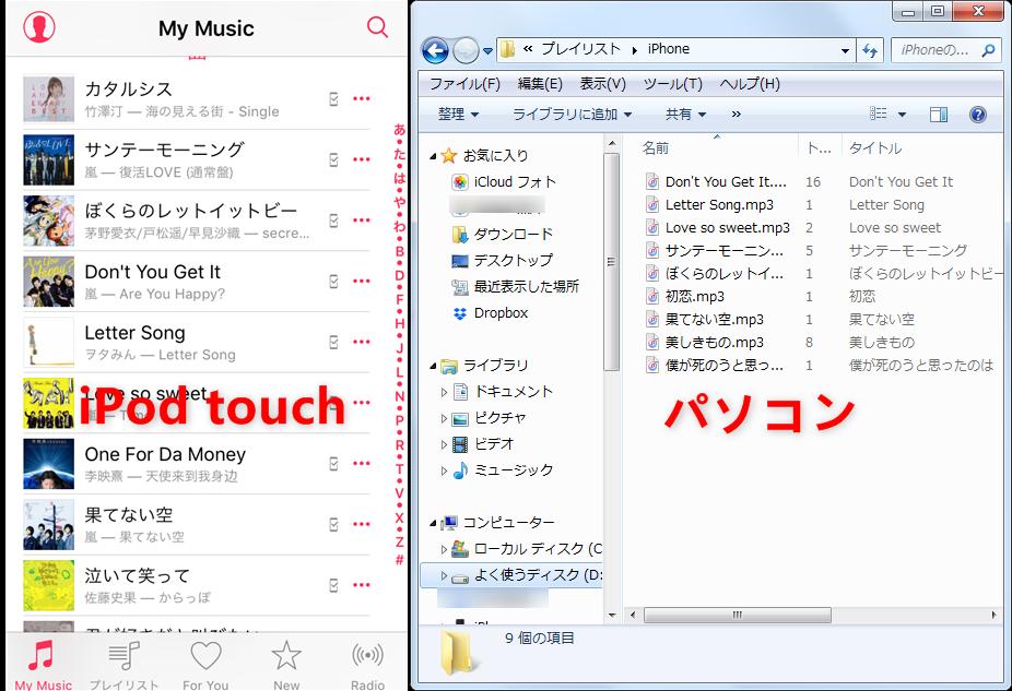 AnyTrans for iOSでiPodの音楽をバックアップする方法