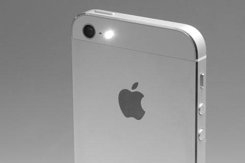 iPhoneのライトの色の変える方