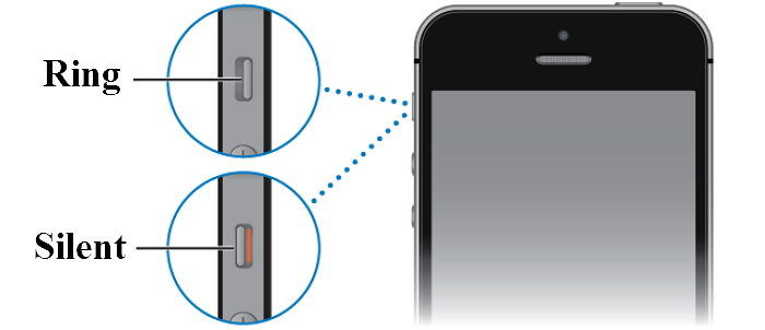 iOS 12アップデートによる不具合・エラー - 着信音の不具合 写真元:tenorshare.com