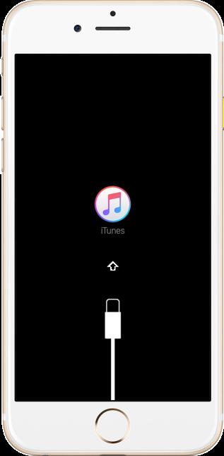 iOS 11からiOS 10にダウングレードする手順 - デバイスをリカバリモードにする
