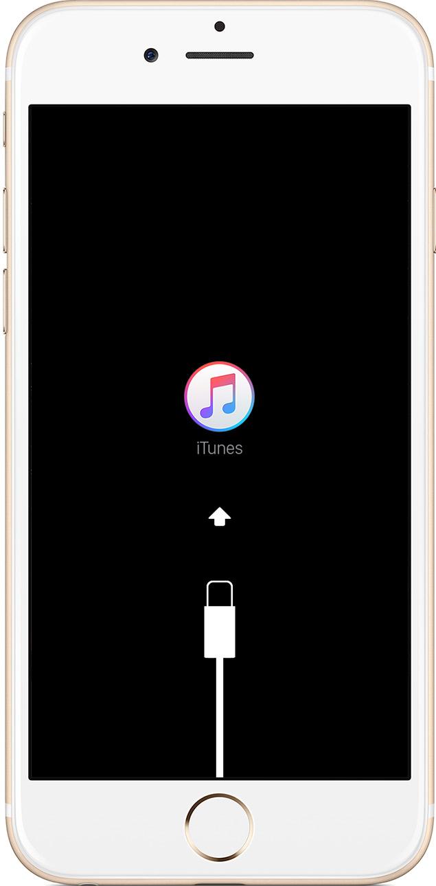 iOS 12からiOS 11にダウングレードする手順 - iPhoneをリカバリモードにする