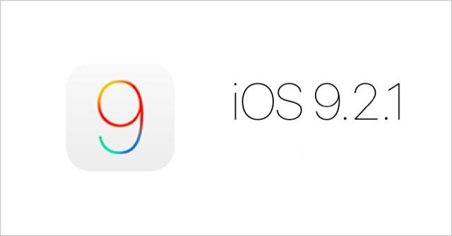 iOS 9.3からiOS 9.2.1にダウングレードする