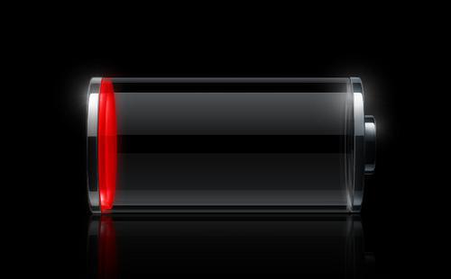 iPhone/iPad/iPod touchのバッテリーの消費が早い