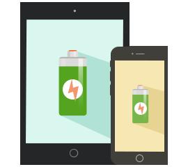 iPhone/iPadのバッテリーを長持ちさせる方法15選